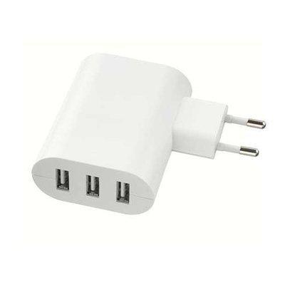 КОПЛА Зарядное устройство/3 USB-порта