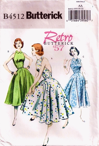Image result for butterick 4512""