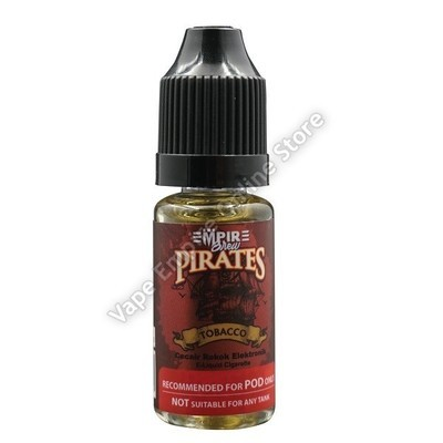 Salt - Empire Brew - Pirates - Tobacco - 10ml - High