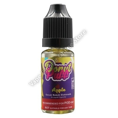 Nic Salt - Donut Puff - Apple - 10ml - High