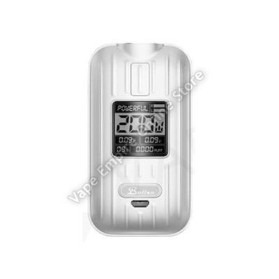 XOMO - Button Remo 200W TC Box Mod - White