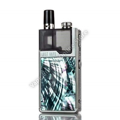 Lost Vape - Orion 40W DNA GO AIO POD Kit - Silver Ocean Scallop