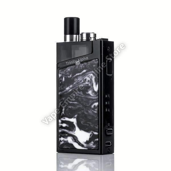 SMOK - Trinity Alpha 30W Pod Kit - Bright Black