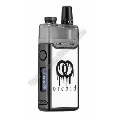 Orchid Vapor - Orchid 30w Pod System - Drip White
