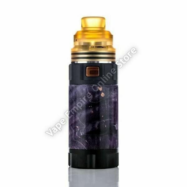 Ultroner - Mini Stick 18350 Tube Mod Kit - Black/Purple