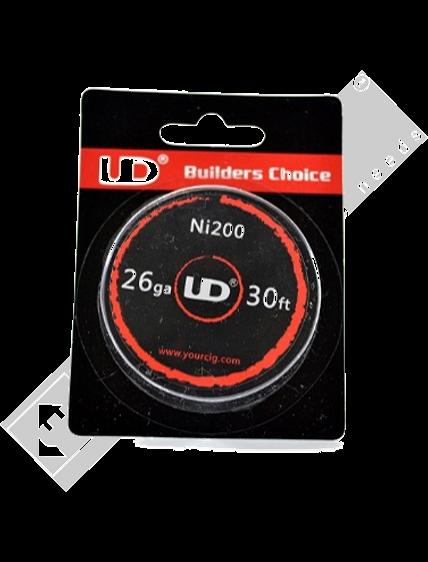 UD Ni200 Pure Nickel Wire - 30ga