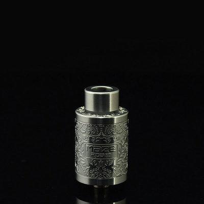 HCigar - Maze 24mm RDA V2 - SS (Carving)