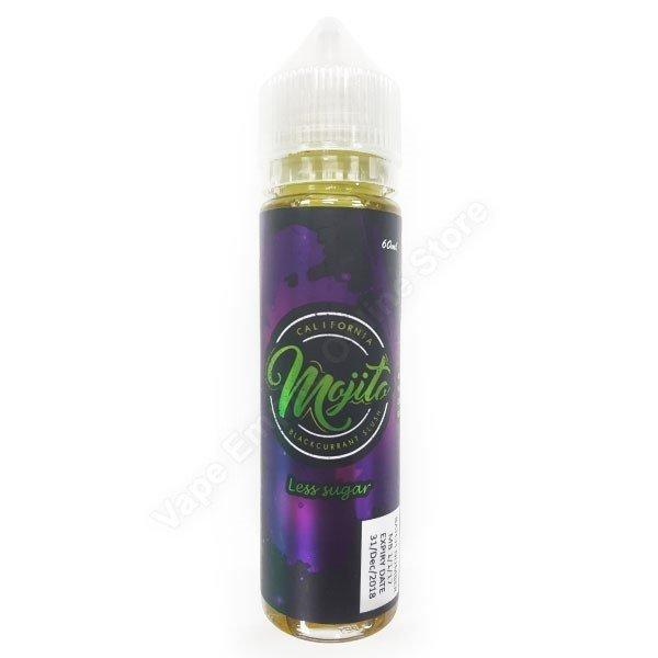 California Mojito - Blackcurrant Slush (Less Sugar) - 60ml