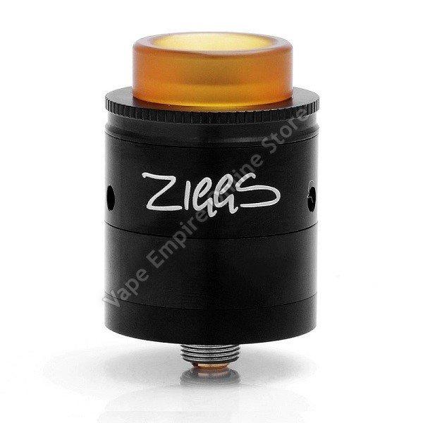 ADVKEN - Ziggs RDTA - Black