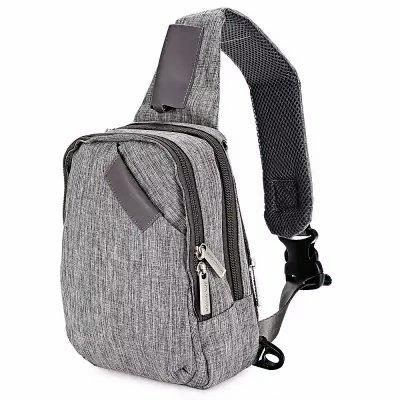 ADVKEN Doctor Coil Pouch Bag - Grey