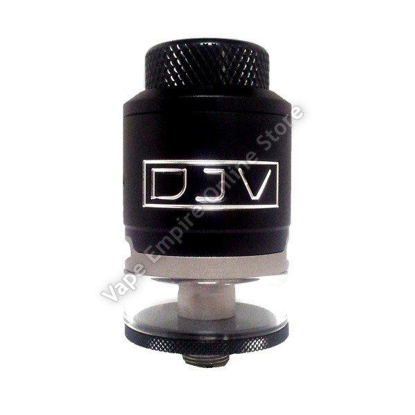D.E.J.A.V.U - DJV RDTA - 25mm - Black