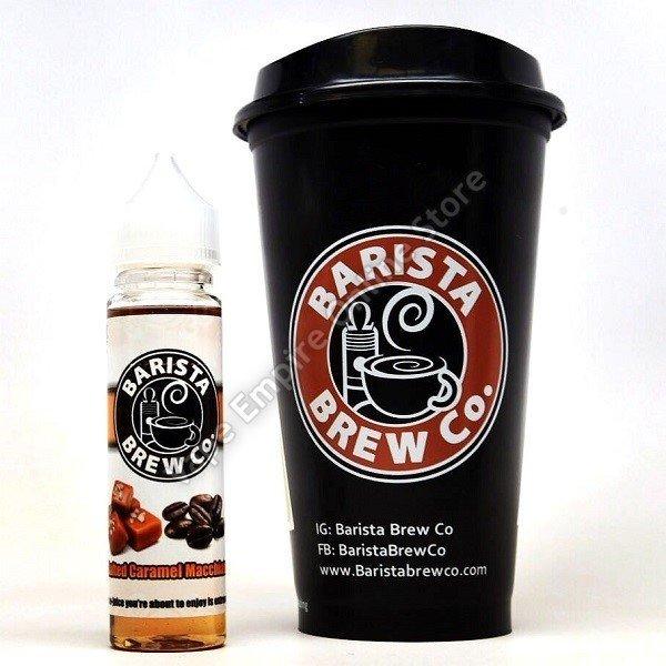 (US) Barista Brew Co - Salted Caramel Macchiato - 60ml
