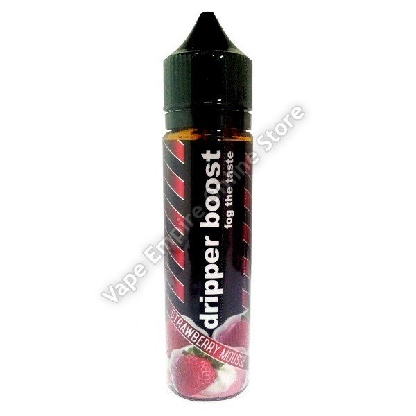Dripper Boost - Strawberry Mousse - 55ml