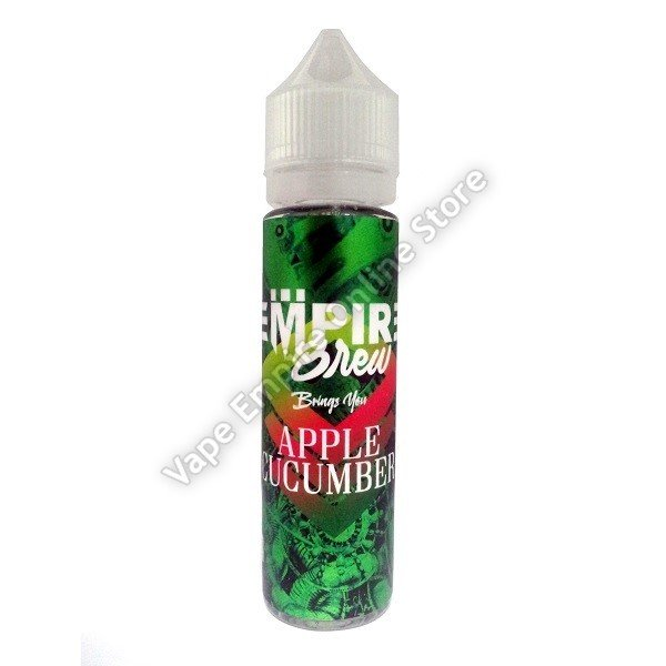 Empire Brew - Apple Cucumber - 60ml - 0mg