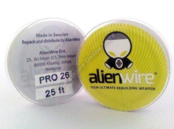Alien Wire - PRO 26 (Nichrome) - 25ft