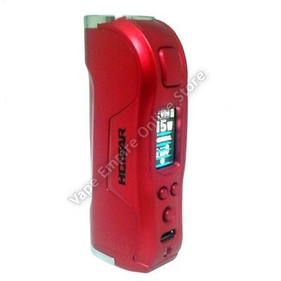 Beginner's Set Deal - HCigar - Warwolf 80w TC Box Mod - Red