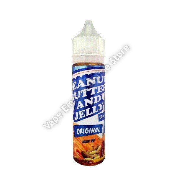 VD Juice - Peanut Butter & Jelly - Original - 60ml