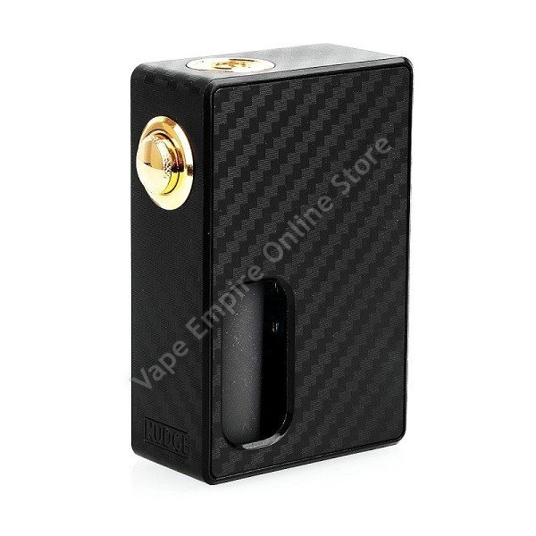 WOTOFO - Nudge Squonk Mechanical Box Mod - Black