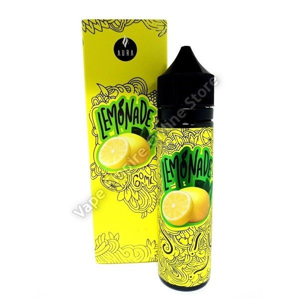 Aura - Lemonade - 60ml