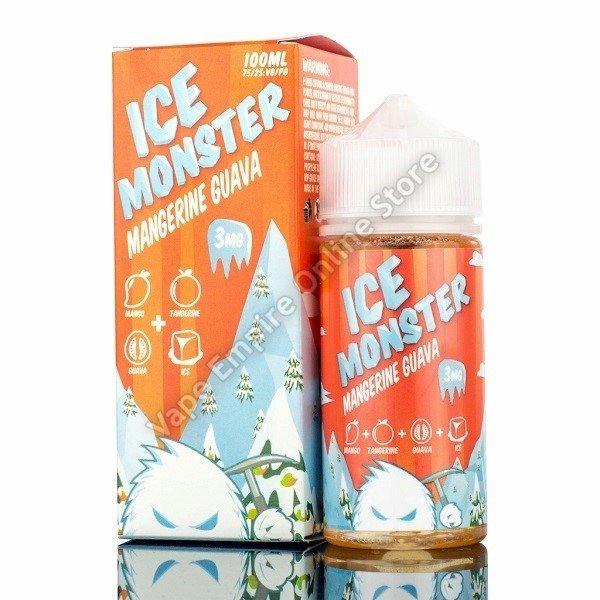 (US) Ice Monster - Mangerine Guava - 100ml
