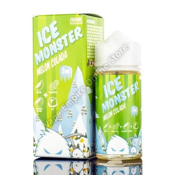 (US) Ice Monster - Melon Colada - 100ml
