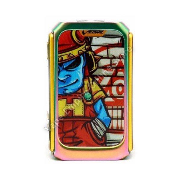 Vzone - Graffiti 220W TC Box Mod - 7 Colour
