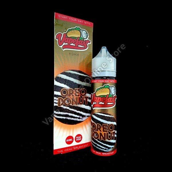 Vapefast - Chocolate Donut - 60ml