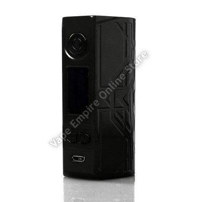 Laisimo - Defender 200W TC Box Mod - Black Rubber