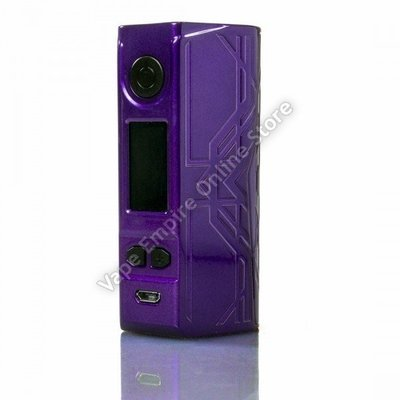 Laisimo - Defender 200W TC Box Mod - Purple