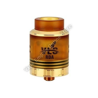 Oumier - VLS RDA - 25mm - Gold