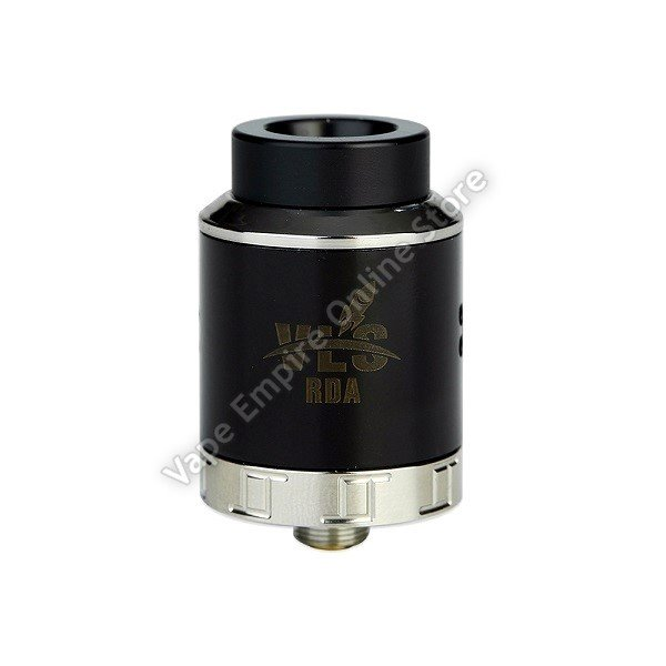 Oumier - VLS RDA - 25mm - Black