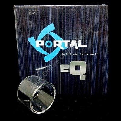 Portal - EQ (Equilibrium) RTA - 2ml Replacement Glass Tank