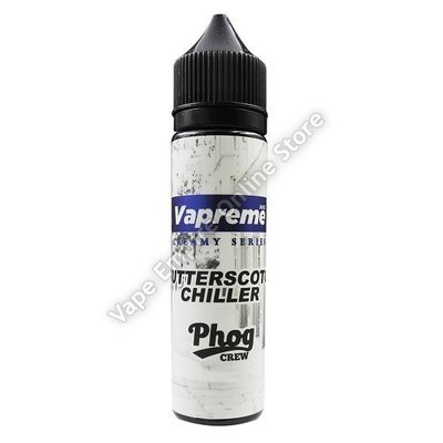 Vapreme - Creamy Series - Butterscotch Chiller -  60ml
