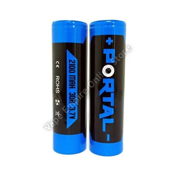 Portal - IMR18650 2100mAh - 30A Battery - Blue