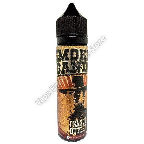 Smokey Bandit - Peanut Butter - 60ml