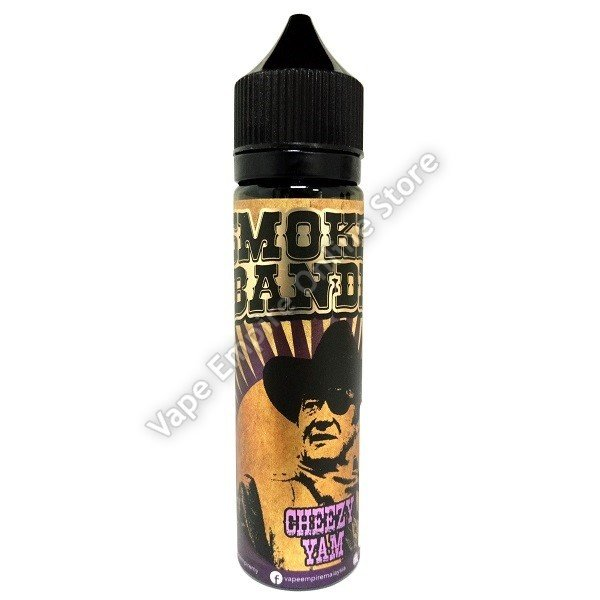 Smokey Bandit - Cheezy Yam - 60ml - 6mg