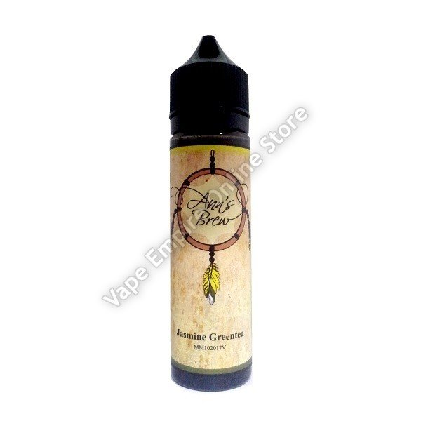 Ann's Brew - Jasmine Greentea - 60ml