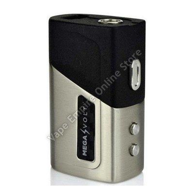 Council of Vapor - Mega Volt 80W TC Box Mod - Silver