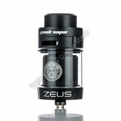 GeekVape - Zeus Dual Coil RTA - 26mm - Black