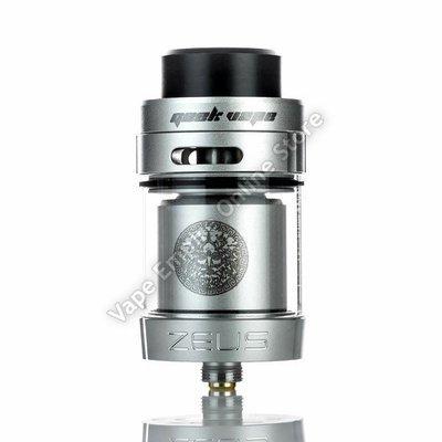 GeekVape - Zeus Dual Coil RTA - 26mm - SS