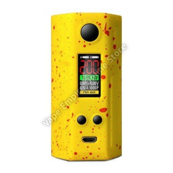 Laisimo - Spring E3 - 3 200W TC Box Mod - Yellow
