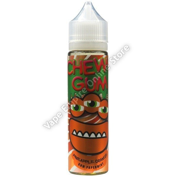 Chewy Gum - Pineapple Orange Gum Peppermint - 60ml