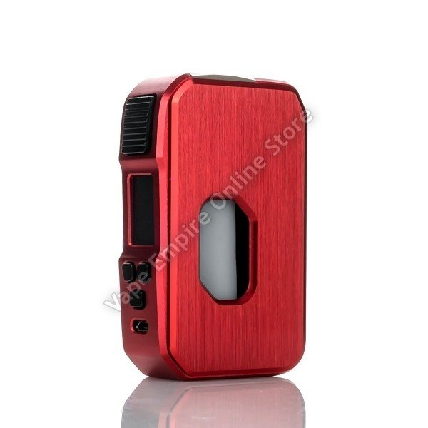 HCigar - Towis Aurora 80W TC Squonk Box Mod - Red