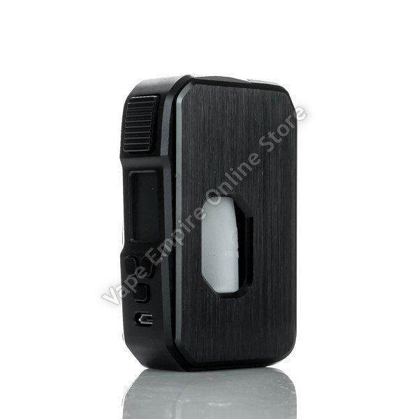 HCigar - Towis Aurora 80W TC Squonk Box Mod - Black