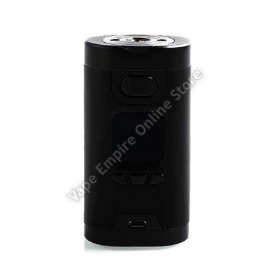 Beginner's Set Deal - HCigar - Wildwolf 235W TC Box Mod - Black