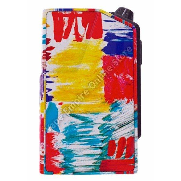 Oumier - Flash VT-1 222W TC Box MOD - Graffiti