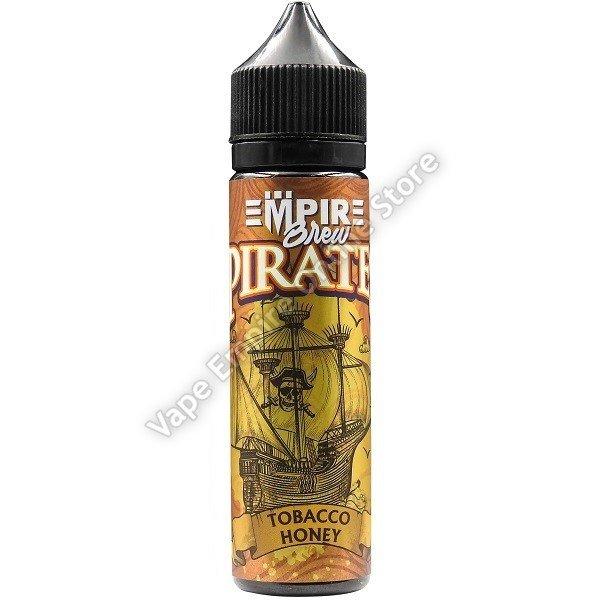 Empire Brew - Pirates - Tobacco Honey - 60ml