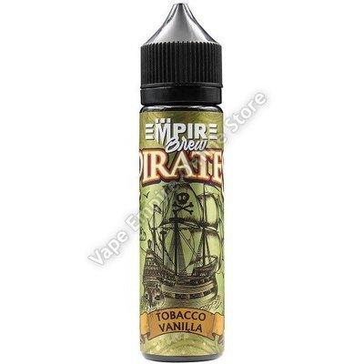 Empire Brew - Pirates - Tobacco Vanilla - 60ml
