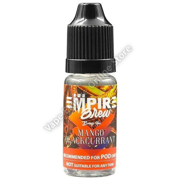 Empire Brew - Nic Salt - Mango Blackcurrant - 10ml - 35mg