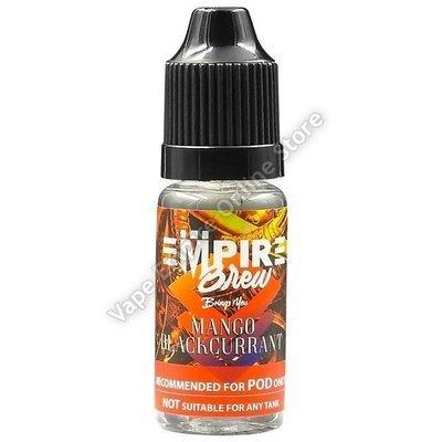 Empire Brew - Nic Salt - Mango Blackcurrant - 10ml - 50mg